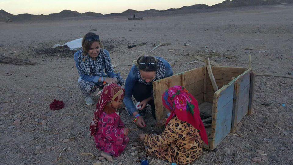 Излет у бедуинско село покрај Хургаде